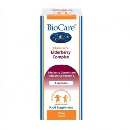 Children's Elderberry Complex BioCare
