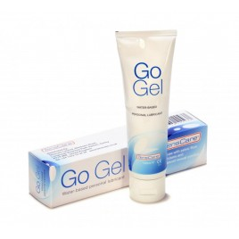 Go Gel Water-Based Lubricant