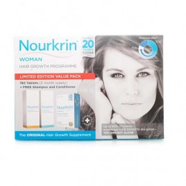 Nourkrin Woman 180 + FREEBIES