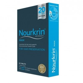 Nourkrin Man : 1 month +