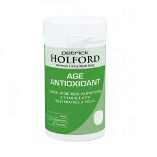 Age Antioxidant Patrick Holford