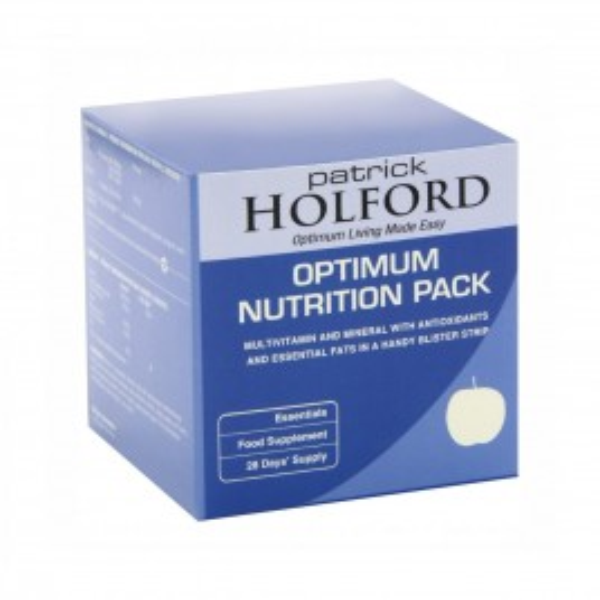 Patrick Holford Optimum Nutrition Pack