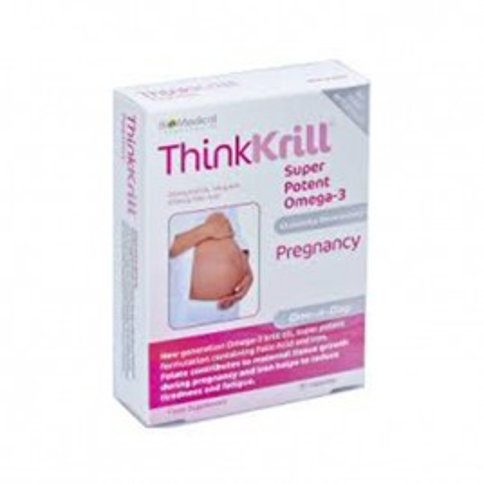 Think Krill Pregnancy
